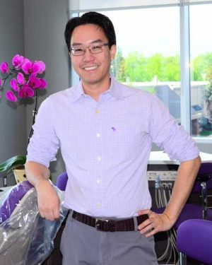 Dr Andrew Chen staff photo Marda Loop Braces Calgary AB