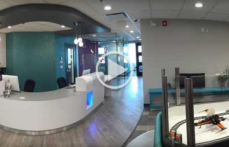 Office Tour video Marda Loop Braces Calgary AB