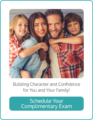 Schedule your Complementary Exam Hover Marda Loop Braces Calgary, AB